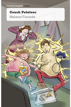 Pearson English Year 4: Healthy Living - Fiction Topic Book - Couch Potatoes