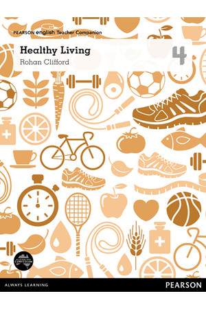 Pearson English Year 4: Healthy Living - Teacher Companion