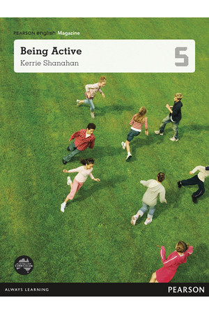 Pearson English Year 5: Being Active - Student Magazine