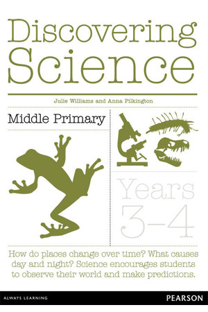 Discovering Science - Middle Primary: Teacher Resource Book