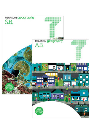 Pearson Geography 7 - Value Pack