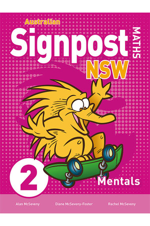 Australian Signpost Maths NSW (Second Edition) - Mentals Book: Year 2