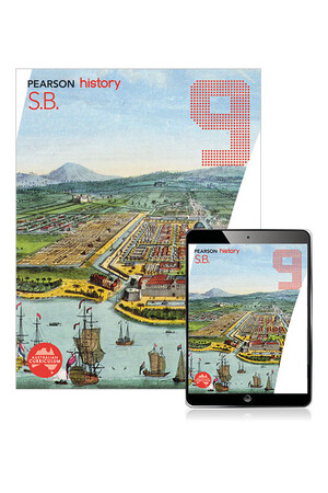 Pearson History - Year 9: Student Book with eBook (Print & Digital)