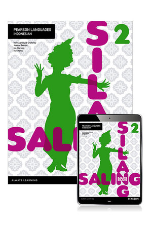 Saling Silang 2: Student Book with eBook (Print & Digital)