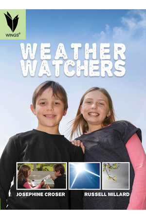 WINGS Science – Earth and Space Science: Weather Watchers (Level 10)