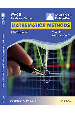 Year 11 ATAR Course Revision Series - Mathematics Methods