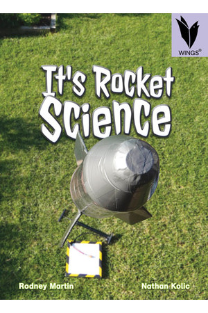 WINGS Science – Physical Science: It's Rocket Science (Level 23)