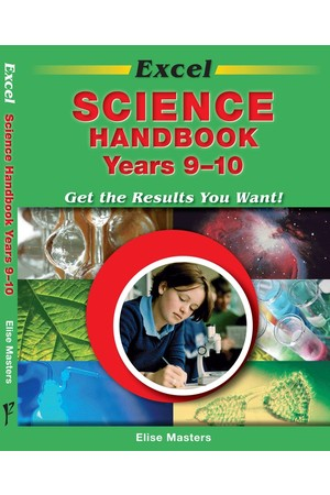 Excel Handbooks - Science Handbook: Years 9-10