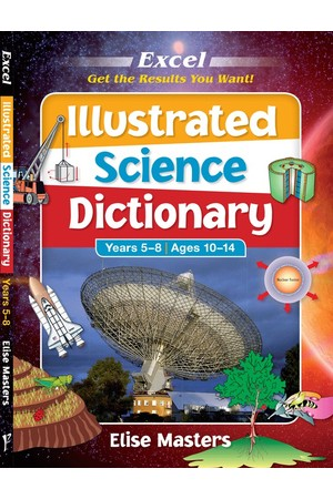 Excel Illustrated Science Dictionary - Years 5-8
