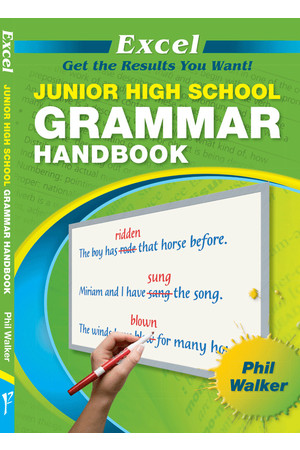 Excel Handbooks - Junior High School Grammar
