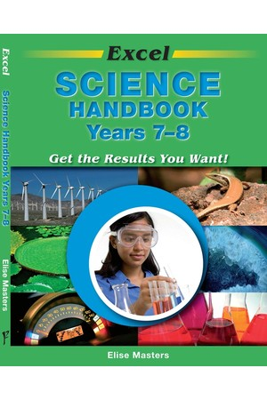 Excel Handbooks - Science Handbook - Years- 7- 8