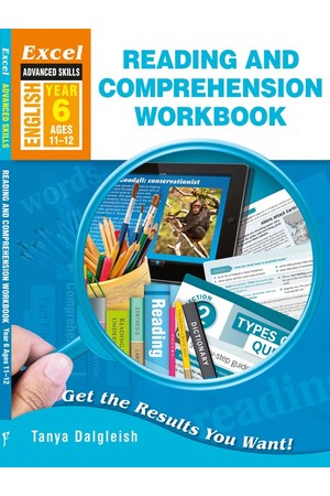 Excel Advanced Skills - Reading and Comprehension Workbook: Year 6