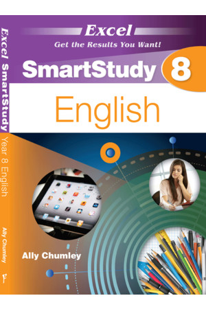 Excel SmartStudy - English: Year 8