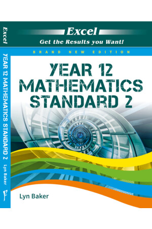 Excel - Mathematics Standard 2 Study Guide: Year 12