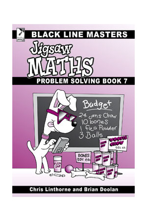Jigsaw Maths 7: Problem Solving BLM