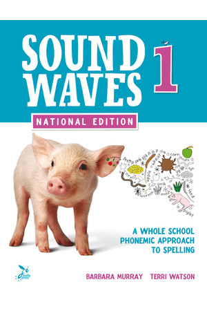 Sound Waves - Student Book: Year 1