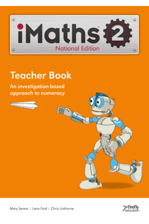 iMaths - Teacher Book: Year 2