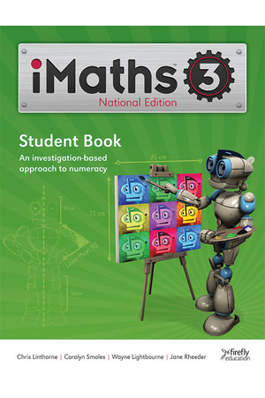 iMaths - Student Book: Year 3