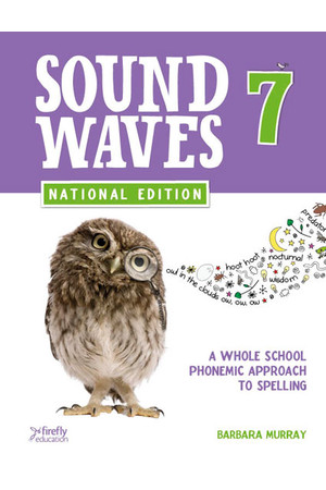 Sound Waves - Student Book: Year 7