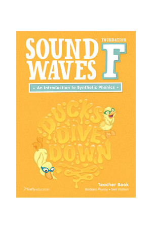 Sound Waves - Teacher Book: Foundation (Revised Edition)