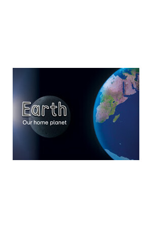 Earth: Our home planet