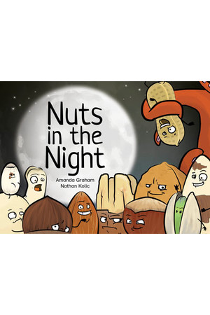 WINGS Phonics – Nuts in the Night