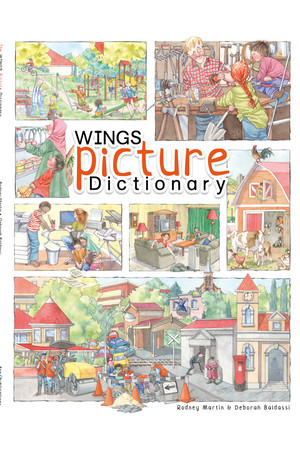 WINGS Picture Dictionary