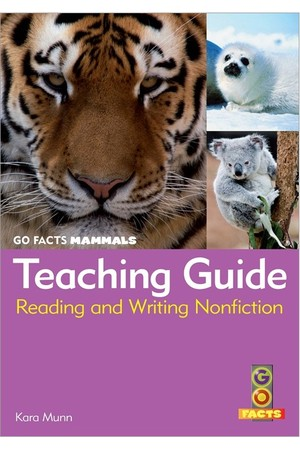 Go Facts - Mammals: Teaching Guide