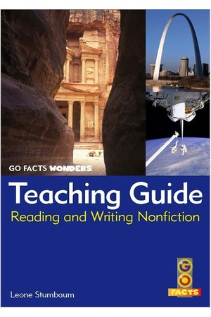 Go Facts - Wonders: Teaching Guide