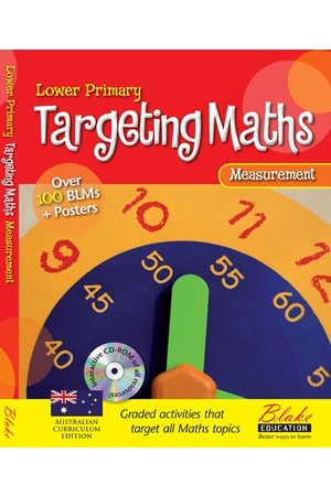 Targeting Maths - Teacher Resource Books: Lower Primary - Measurement