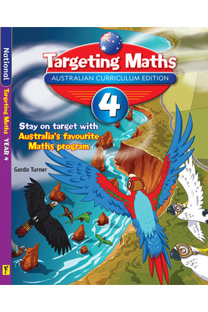 Targeting Maths Australian Curriculum Edition - Student Book: Year 4
