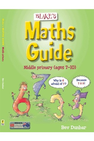 Blake's Maths Guide - Middle Primary