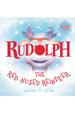 Rudolph the Red-Nosed Reindeer + CD