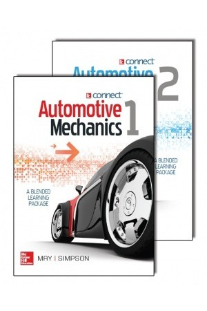 Automotive Mechanics 1 & 2 - 9th Edition