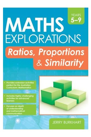 Maths Exploration: Ratios, Proportions and Similarity