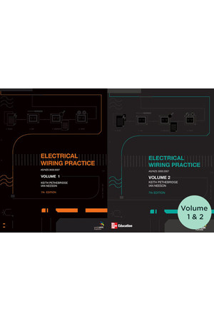 Electrical Wiring Practice 7th Edition - Volume 1 + 2: Blended Learning Pack