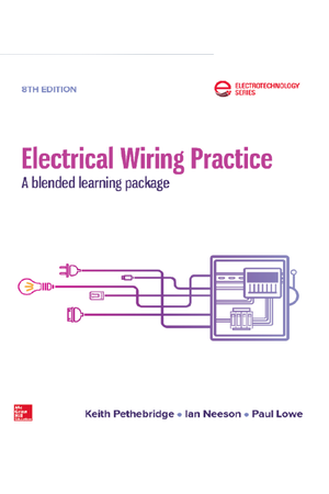 Electrical Wiring Practice 8th Edition - Blended Learning Package (Print + Digital)