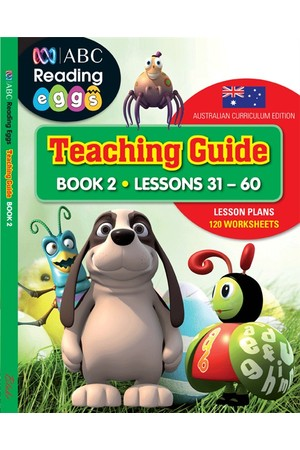 ABC Reading Eggs - Teaching Guide: Book 2 (Lesson 31-60)