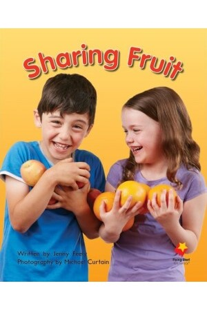 Flying Start to Literacy Shared Reading: Big Books - Sharing Fruit (Pack 9)
