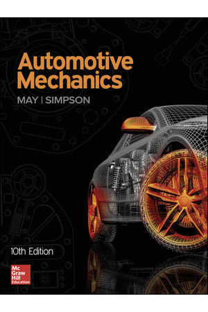 Automotive Mechanics 10th Edition - Blended Learning Package (Print and Digital)