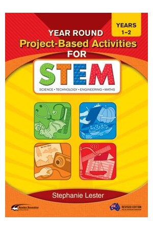 Year Round Project-Based Activities for STEM - Year 1-2