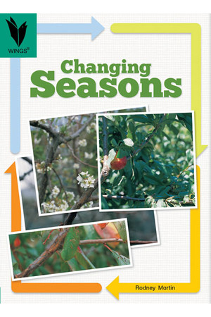 WINGS Science – Earth and Space Science: Changing Seasons (Level 14)