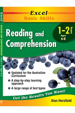 Excel Basic Skills - Reading and Comprehension