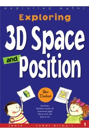 Exploring Maths - 3D Space and Position