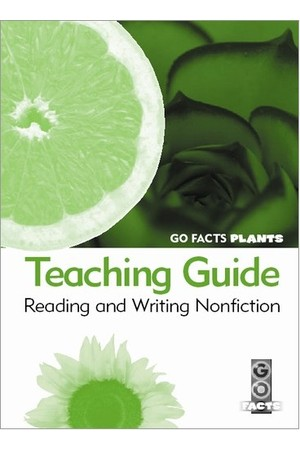 Go Facts - Plants: Teaching Guide