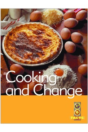 Go Facts - Food: Cooking and Change