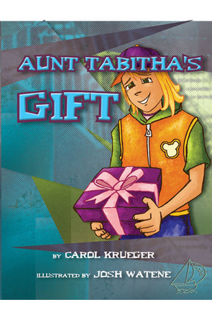 MainSails - Level 3: Aunt Tabitha's Gift (Reading Level 25 / F&P Level P)