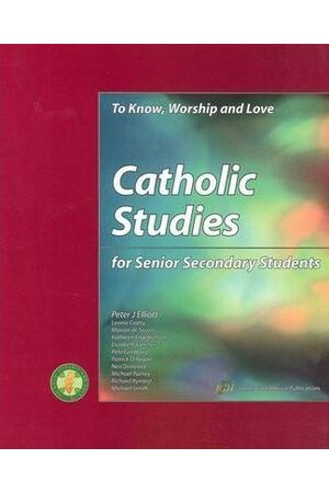 Catholic Studies for Senior Secondary Studies