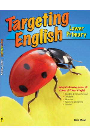 Targeting English - Student Workbook: Lower Primary