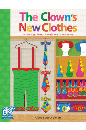 ORIGO Big Book - Foundation: The Clowns New Clothes